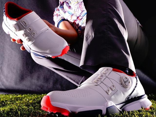 画像2: 【プレゼント】ずっと履いていたいバツグンの履き心地! キャロウェイの新作BOAゴルフシューズを3名に