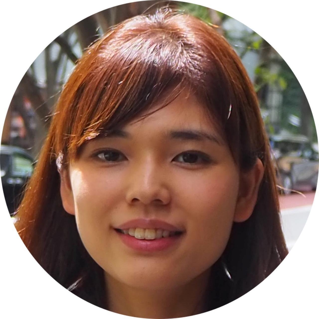 画像: 筒井香氏(メンタルトレーナー ポリゴン研究員、日本スポーツ心理学会認定スポーツメンタルトレーニング指導士