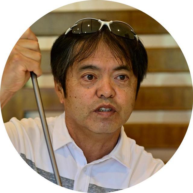 画像: 【指導】増田哲仁プロ 2005年のレッスン・オブ・ザ・イヤー。30年近くスウィングを考えた結果、「ボールとクラブの変化でスウィングも変わらざるを得ません」