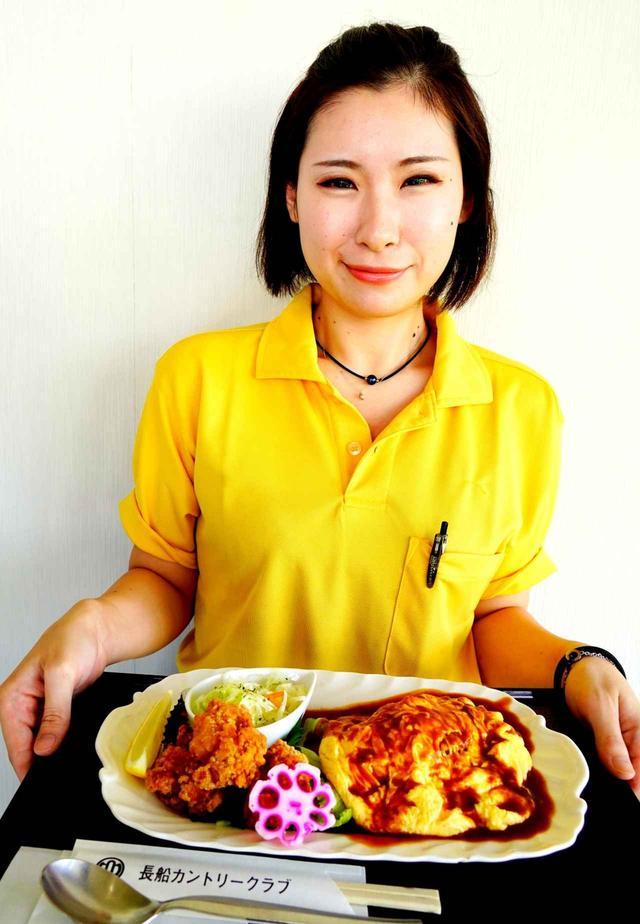 画像: 「シブコランチ、がっつり食べてください!」