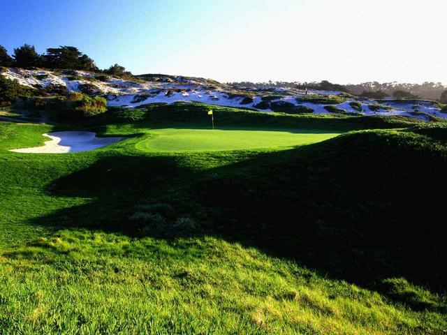 画像2: スパイグラスヒル・ゴルフコース(Spyglass Hill Golf Course)