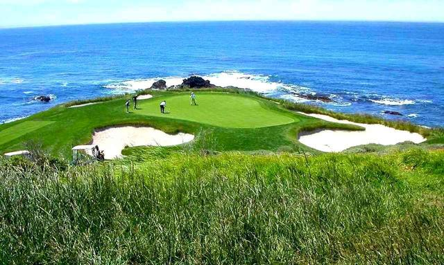 画像1: 【アメリカ・GWペブルビーチ】メジャーの舞台、ペブルビーチとモントレー半島の名コース巡り 7日間 3プレー(添乗員同行/一人予約可能) - ゴルフへ行こうWEB by ゴルフダイジェスト