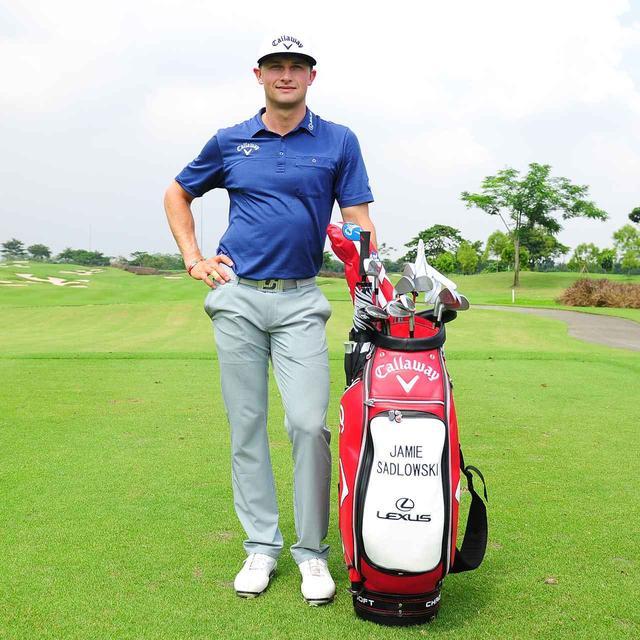 画像: ジェイミー・サドロウスキーは1988年カナダ生まれ。2008年、09年と世界ロングドライブ選手権連覇。自己ベストは445ヤード。現在はドラコンを引退し、プロゴルファーとしてウェブドットコムやカナダツアーに参戦中。PGAツアー「ディーン&ディルーカ招待」にも出場を果たした