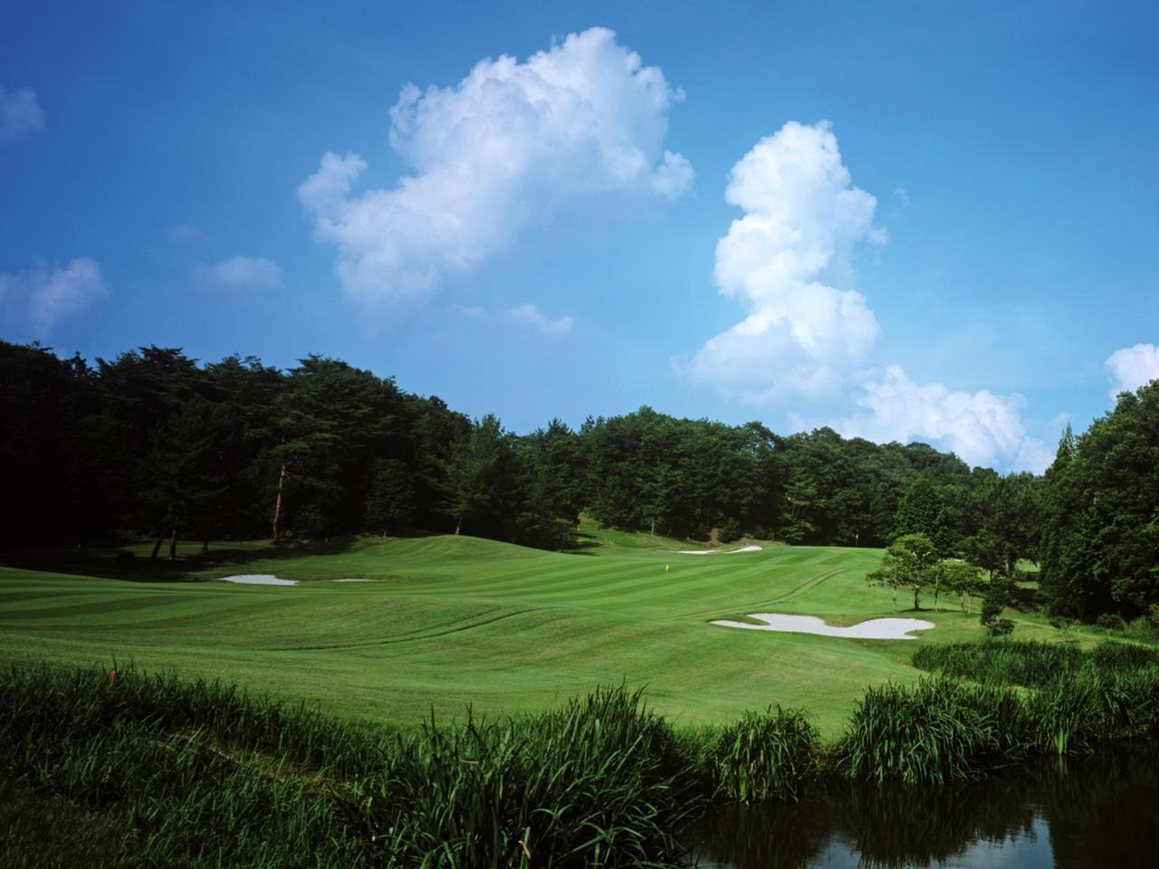 画像: 【KOMAカントリークラブ】文人墨客が愛した渡来文化の中心地、奈良の月ヶ瀬に生まれた本格コース。昭和55年、設計はG・プレーヤー - ゴルフへ行こうWEB by ゴルフダイジェスト