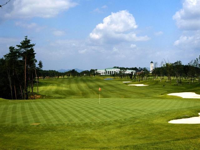 画像: オリムピックゴルフ倶楽部