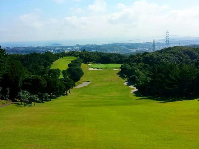 画像: 東京湾・駿河湾を一望できる見事なロケーション