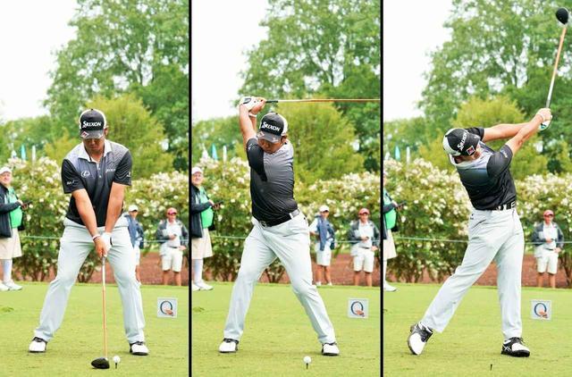 画像: 【通勤GD】Dr.クォンの反力打法 Vol.33 スタンスが広すぎると小回りが利かない ゴルフダイジェストWEB