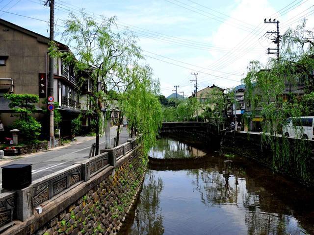 画像: 城崎の町