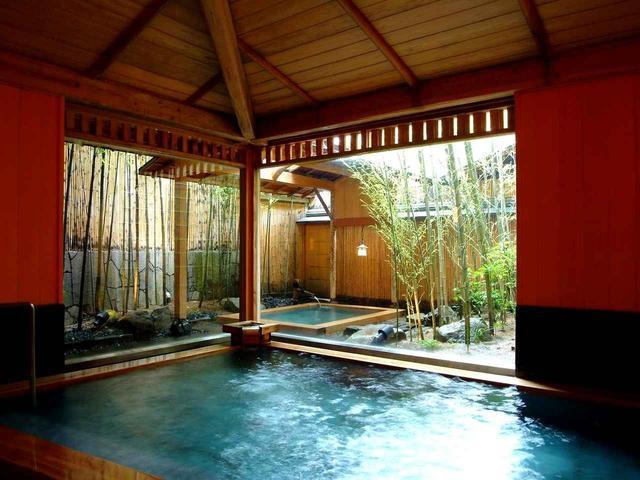 画像: 「海内第一泉」と呼ばれた城崎温泉