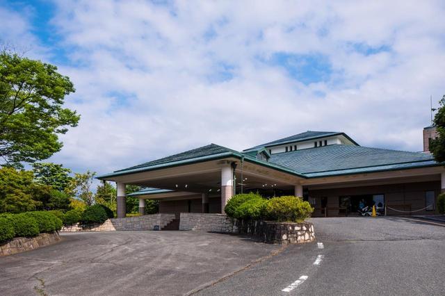 画像1: 下仁田CCのクラブハウス