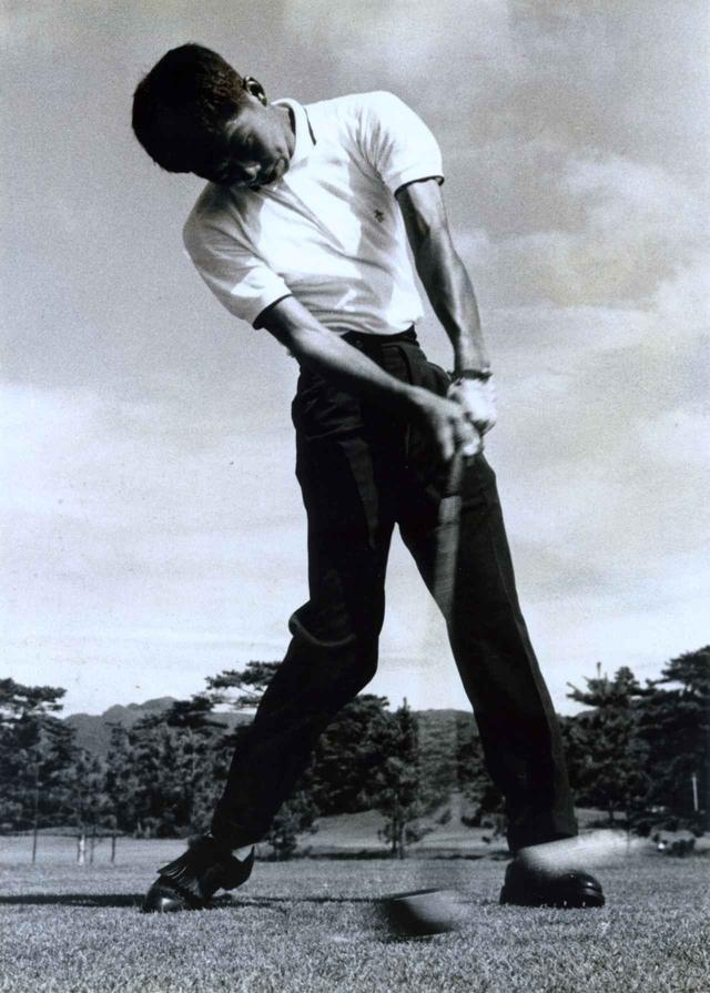 画像: 【伝説の名勝負。ヒーローの足跡】唐津ゴルフ倶楽部。アマ中部銀次郎がプロを破った1967年、西日本オープン「後編」 - ゴルフへ行こうWEB by ゴルフダイジェスト