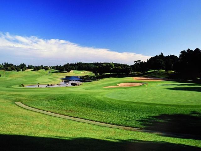 画像1: 浜野ゴルフクラブ(18H・7217Y・P72)コース設計は井上誠一、2019年は女子ツアー「パナソニックレディース」を開催