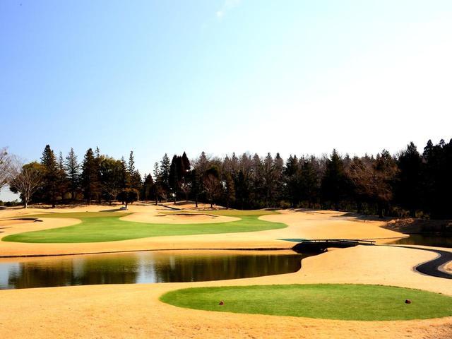 画像2: 浜野ゴルフクラブ(18H・7217Y・P72)コース設計は井上誠一、2019年は女子ツアー「パナソニックレディース」を開催