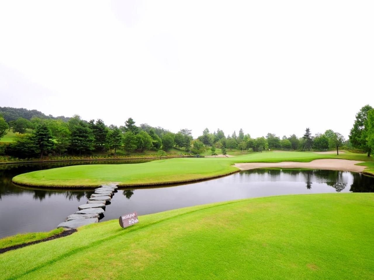画像2: 石坂ゴルフ倶楽部(18H・7060Y・P72)ネット予約不可のメンバー主体コース