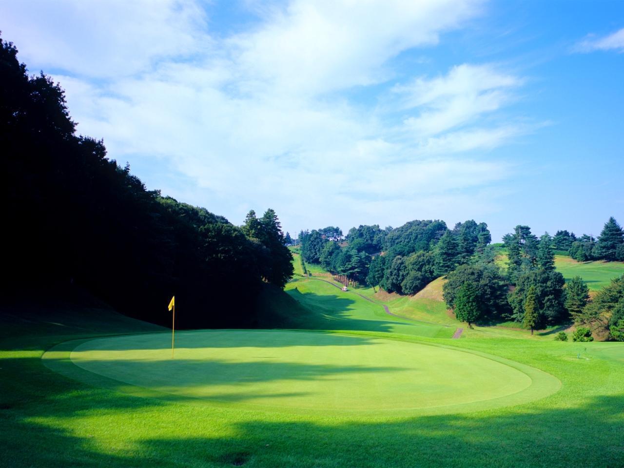 画像2: 東京国際ゴルフ倶楽部(18H・6615Y・P72)小田急線唐木田駅よりタクシー3分