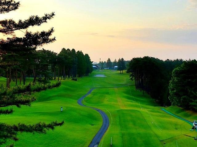 画像2: 宍戸ヒルズカントリークラブ(西コース18H・7425Y、東コース18H・6842Y・P72)。男子ツアー「ツアー選手権」開催コース