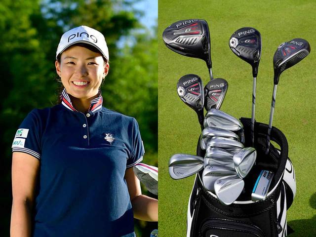 画像: 小学2年から本格的にゴルフを始め、岡山県ジュニアで3連覇など活躍。2018年にプロ入会、2019年のワールドレディスサロンパスカップ、資生堂アネッサレディス、東海クラシックデサントレディース、そしてAIG全英女子オープン、と4勝を挙げている