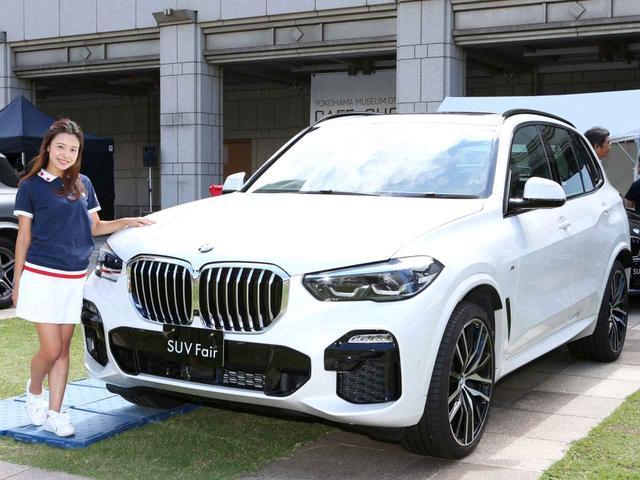 画像: BMW「X5」に何本積める? 調査スタート!