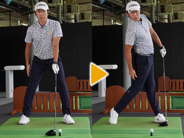 画像2: 左肩も一緒に「引く」ことで回転速度が上がる