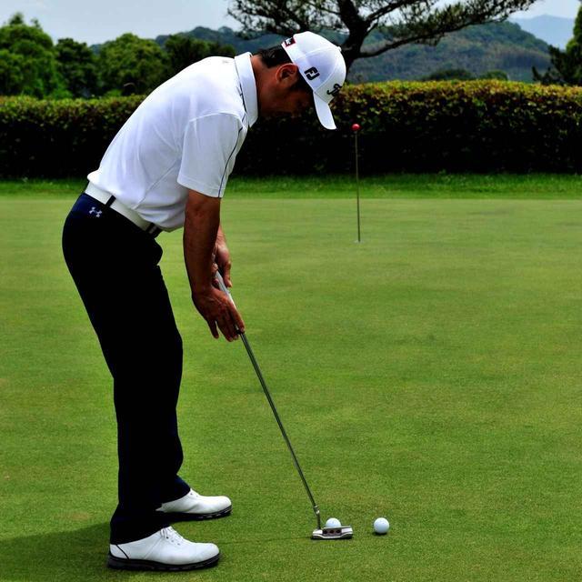 画像1: 【通勤GD】伊澤利光「イザワの法則」Vol.23 パットの距離感、プロとアマの決定的違い  ゴルフダイジェストWEB