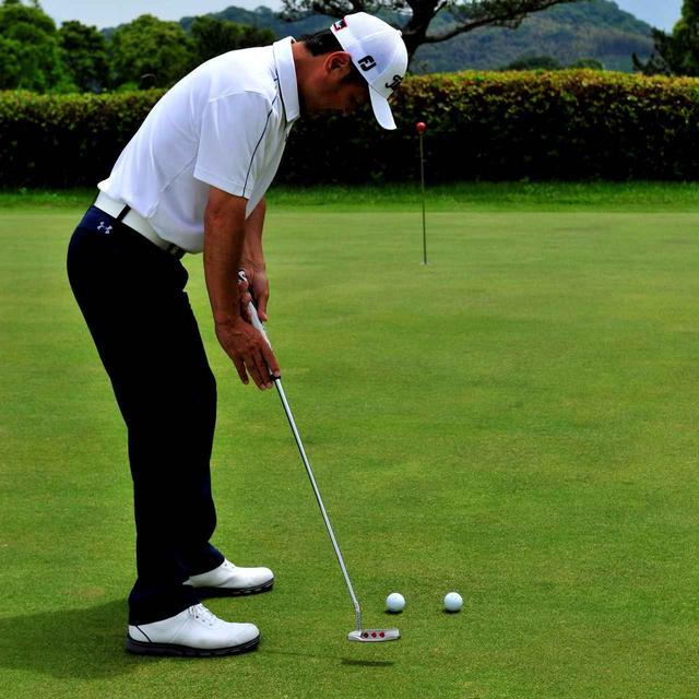 画像2: 【通勤GD】伊澤利光「イザワの法則」Vol.23 パットの距離感、プロとアマの決定的違い  ゴルフダイジェストWEB
