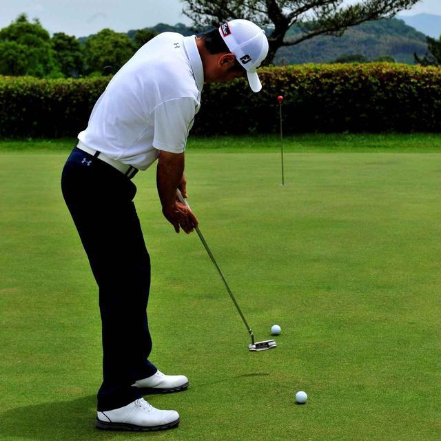 画像4: 【通勤GD】伊澤利光「イザワの法則」Vol.23 パットの距離感、プロとアマの決定的違い  ゴルフダイジェストWEB