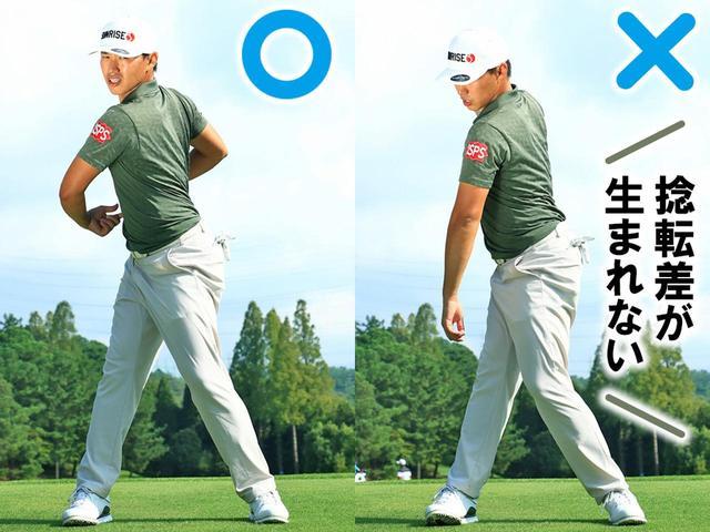 画像3: 【腕の使い方】右腕前腕の内旋でボールを押し込む