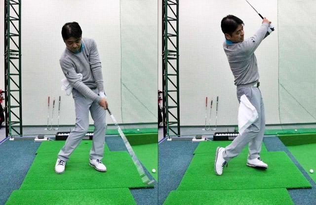 画像2: 【通勤GD】伊澤利光「イザワの法則」Vol.25 なぜ練習場のようにコースで打てないの? ゴルフダイジェストWEB