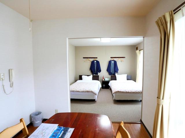 画像2: 宿泊施設も充実