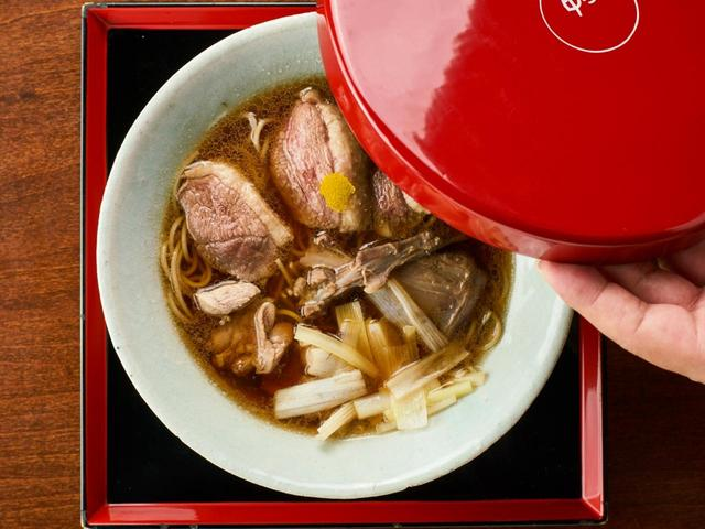画像: 「治兵衛の鴨南ばん」初代が出していたレシピを再現した150年の歴史を感じる味