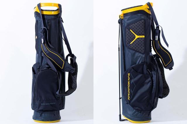 画像: プレゼント⑤ 4名様 最軽量モデルにして収納力もウリ「2.5+STAND BAG(ブラック)」