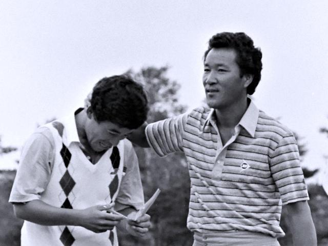 画像: 【伝説の名勝負。ヒーローの足跡】伊香保国際カンツリークラブ。青木功VS尾崎直道「まだ若者に王座は譲れない」。1983年関東プロ - ゴルフへ行こうWEB by ゴルフダイジェスト