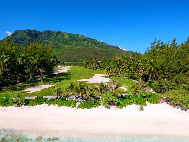 画像2: グリーンパールGCは自然の砂浜を活かしたコース