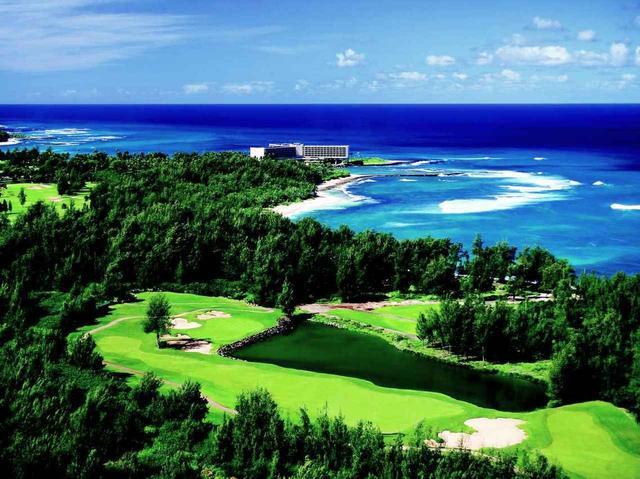 画像: 8キロの海岸線沿に広がる100万坪のリゾート