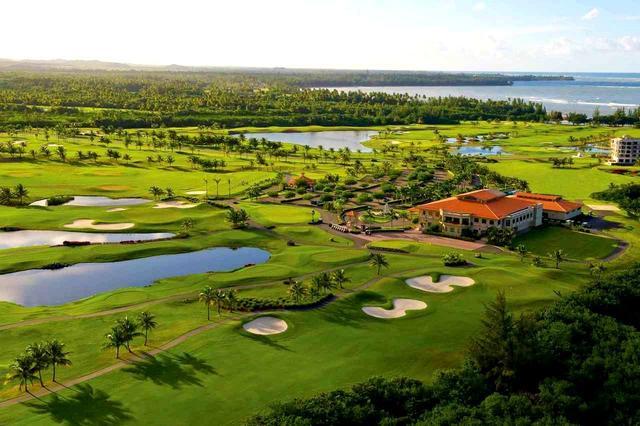 画像: ココビーチゴルフ&CC 往年の名手トム・カイトが設計したコースは世界でも数少ない