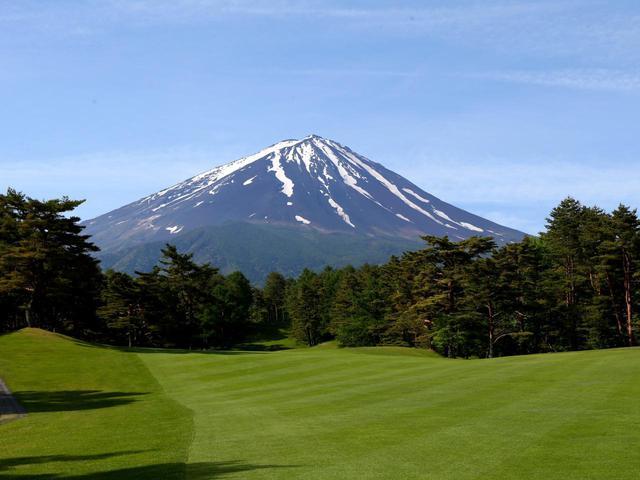 画像: 富士レイクサイドCC(18H・6933Y・P72)両ベントの2グリーンコース