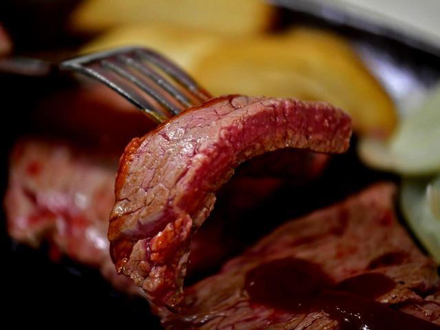 画像: ジューシー肉汁、ほんとに美味