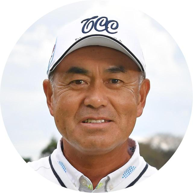 画像: 【解説】久保勝美 くぼかつみ。1962年生まれ、埼玉県出身。90年にプロ転向。シニア入り後に実力が開花し、毎年好成績を残している。高根CC所属
