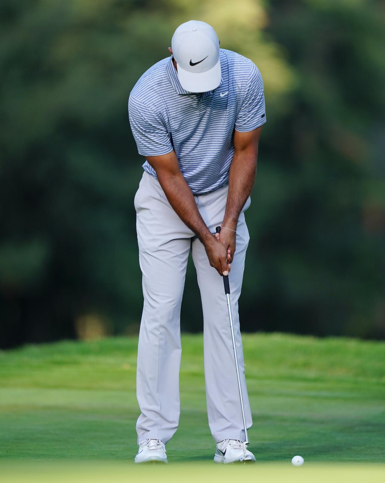 画像3: 【名手のパット】入る握り方に3つの流派。PGAツアーのパッティンググリップ、タイガー・マキロイ・松山・スピース…