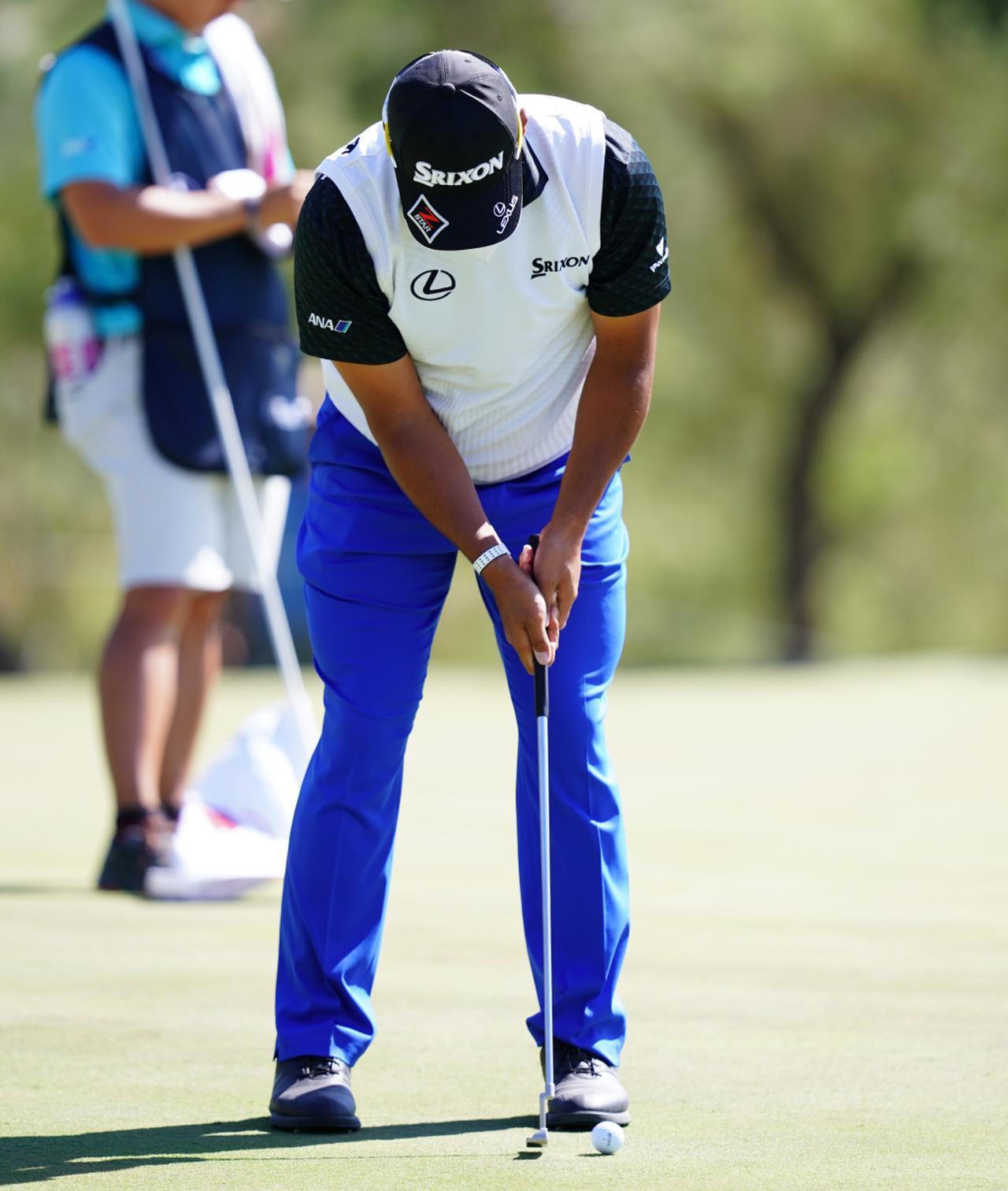 画像7: 【名手のパット】入る握り方に3つの流派。PGAツアーのパッティンググリップ、タイガー・マキロイ・松山・スピース…