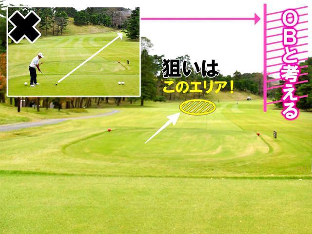 画像2: 【考え方】ホール形状を真上から確認