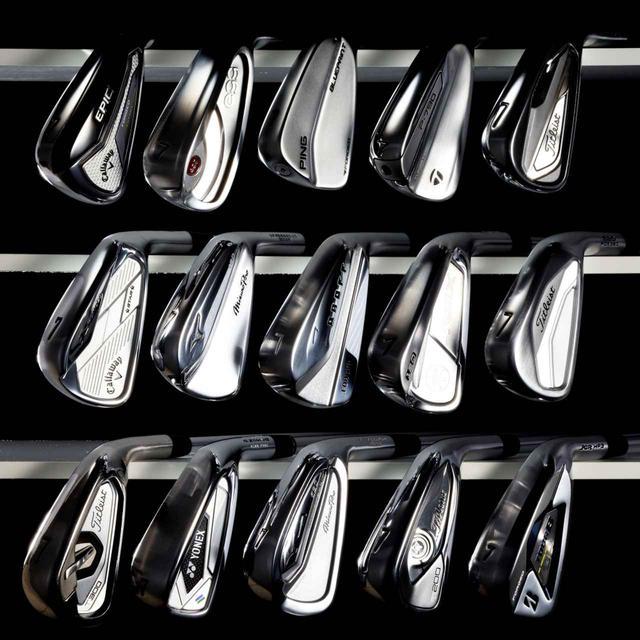 画像: 【アイアン分析】最新30モデル、7番アイアンで「本当の性能」を総点検! - ゴルフへ行こうWEB by ゴルフダイジェスト