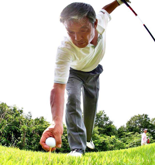 画像: 調子が悪い日でも「今日はもうお休みや」と思ってゴルフするとスコアは崩れん