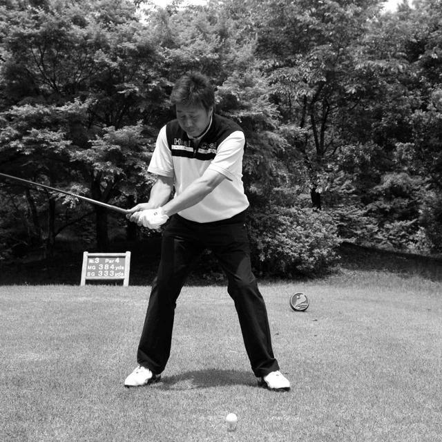 画像2: 【通勤GD】高松志門・奥田靖己の一行レッスンVol.42  もっと低く打てますか?  ゴルフダイジェストWEB
