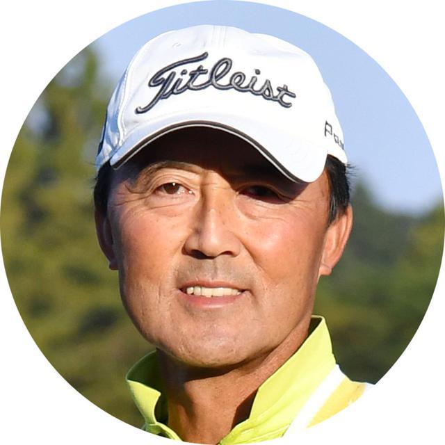 画像: 【解説】佐藤英之プロ 1960年生まれ。東京都出身。キレのあるアイアンショットを武器に、96年のヨネックスオープン広島、優勝。現在、所属するセブンハンドレッドクラブでゴルフアカデミーを開校中