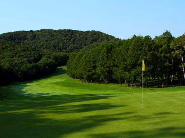 画像: むつ湾コース、十和田コース、八甲田コースの27ホール