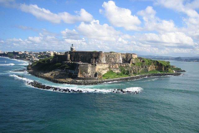 画像: プエルトリコの世界遺産の街サンファン