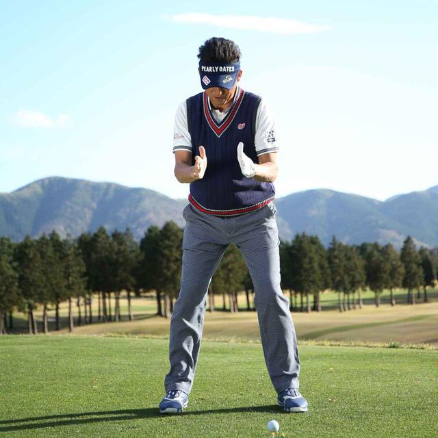 画像1: 【通勤GD】芹澤信雄「1番ホールの木の下で…」Vol.53 体に負担がないのが「いいスウィング」ゴルフダイジェストWEB