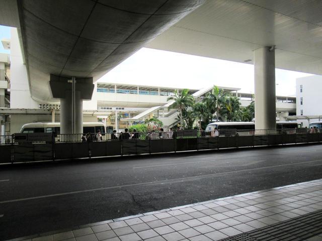 画像: 空港を出ると南国の気配。11月の沖縄は、ムワッと熱いわけではなく、清々しいあたたかさ