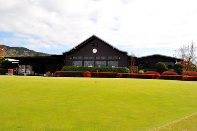 画像: 富士コースのクラブハウス
